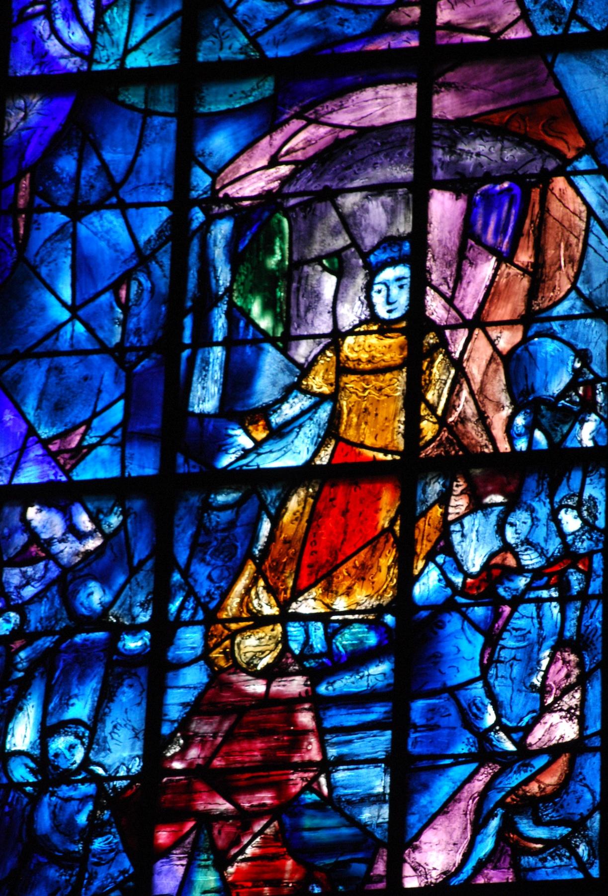 Nieuwe ramen voor de kathedraal van Reims | Wel heb je ooit! Chagall Afbeeldingen