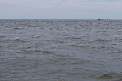 Elbemonding Cuxhaven 08-08-2017