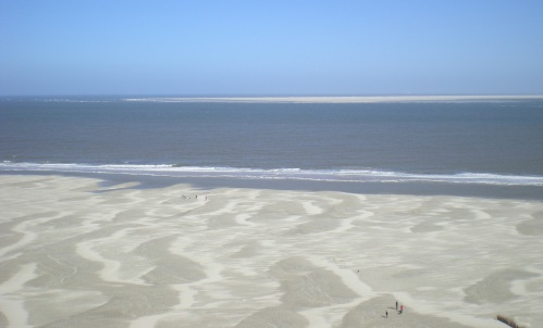 Noordzee/Waddenzee, Vuurtoren Texel, 29-04-2013, 11.45 u.