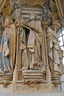 De profeet Jeremia (zonder bril)